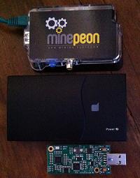 MinePeon, Hub & BlueFury